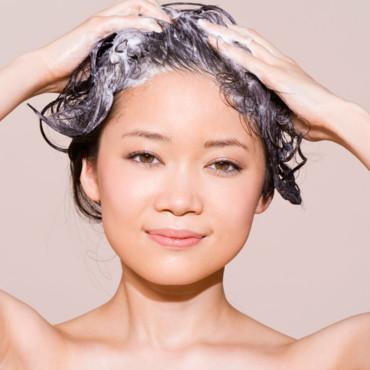 SHAMPOING Spéciale cheveux asiatique