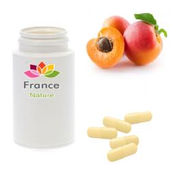 GÉLULES d 'Abricotier (coque) 250 mg