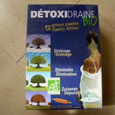 Detoxidraine 12 plantes