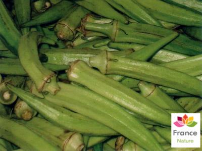 GÉLULES d' Ambrette semence 220 mg , (Hibiscus esculentus)