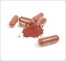 GÉLULES de Levure de riz rouge (300 mg) BIO