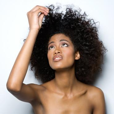 SHAMPOING Spéciale cheveux africain